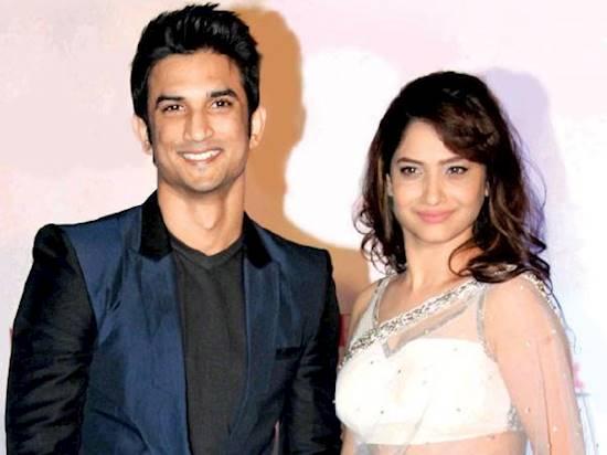 Sushant Singh Rajput praises ex-girlfriend Ankita Lokhande's look from Manikarnika