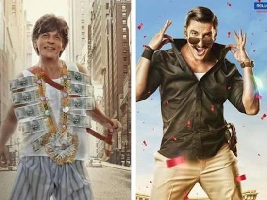 Shah Rukh Khan's Zero vs Ranveer Singh's Simmba: Rohit Shetty breaks his silence on the box office clash