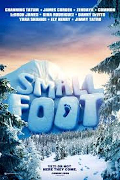 Trailer of movie: Smallfoot