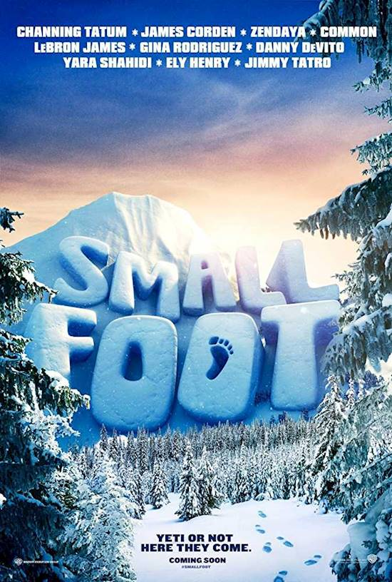 Poster of movie: Smallfoot