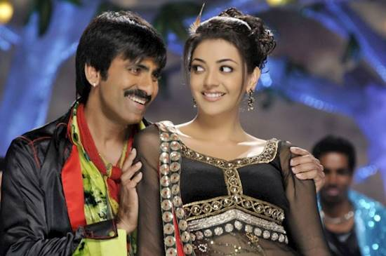 Kajal and Ravi Teja all set to work after two flops
