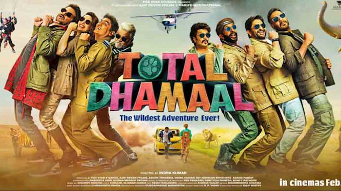 Review of movie Total Dhamaal