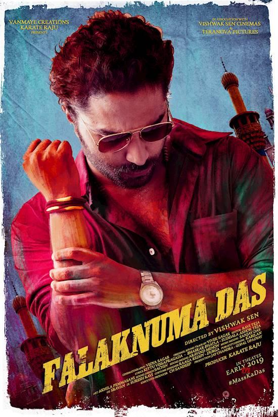 Poster of movie: Falaknuma Das