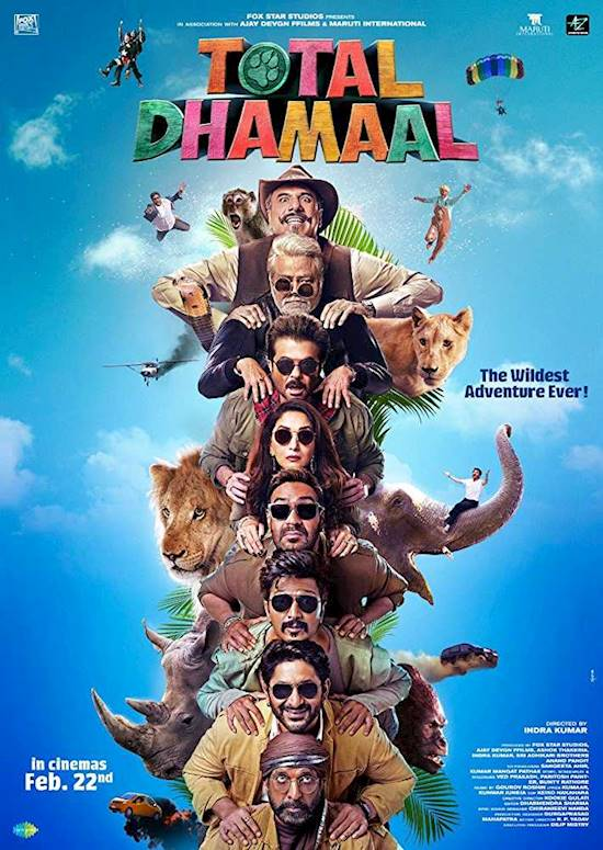 Total Dhamaal box office collection day 2: Ajay Devgn starrer makes solid impact; earns Rs 36.90 crore