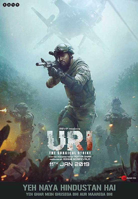 Uri box office collection Day 25: Vicky Kaushal's film continues its glorious run, total Rs 192.84 crore