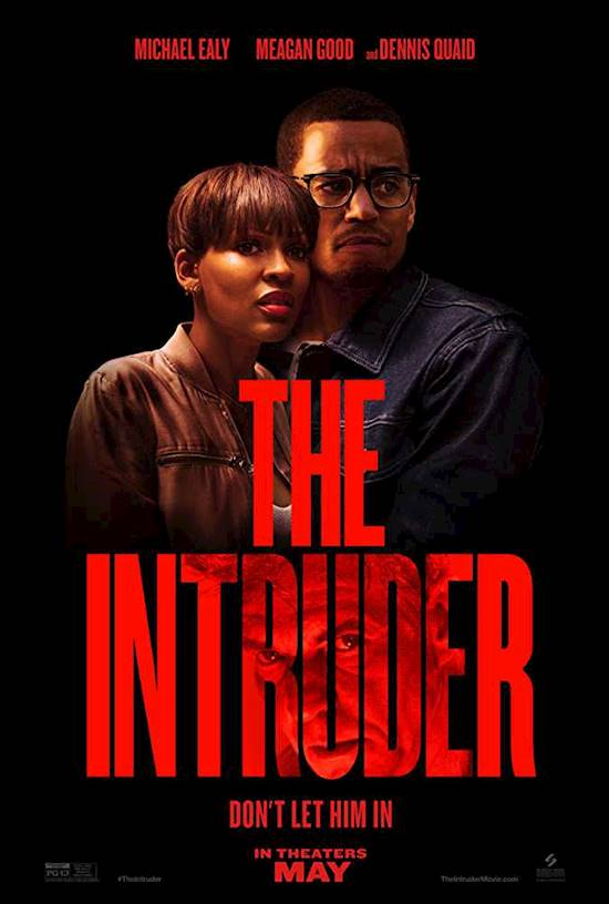Poster of movie: The Intruder