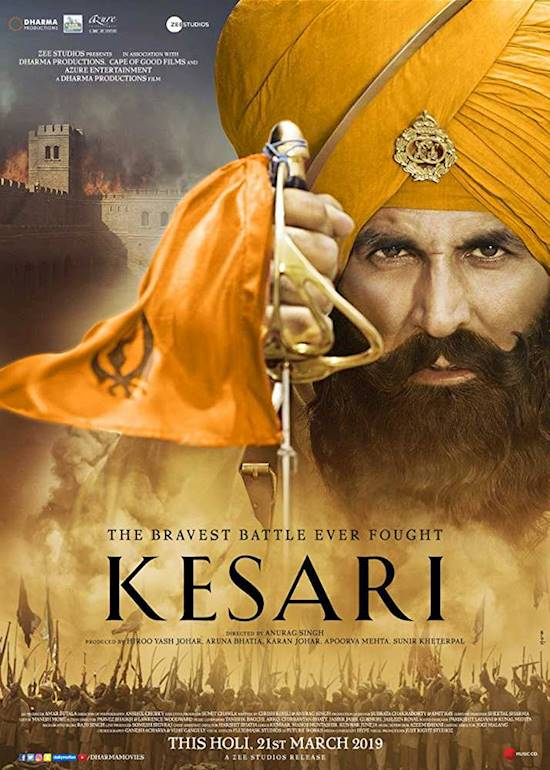 Kesari box office collection Day 10:total Rs 116.76 crore