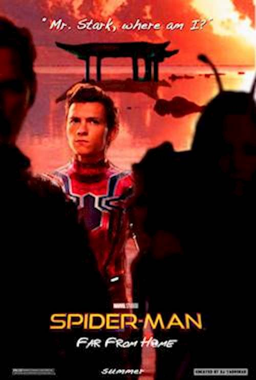 Trailer of movie: Spider-Man: Far From Home
