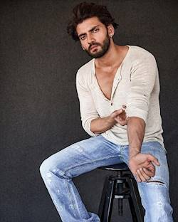 Photo of Zaheer Iqbal