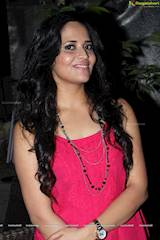 Anasuya Bharadwaj official twitter page - Box Office Gallery