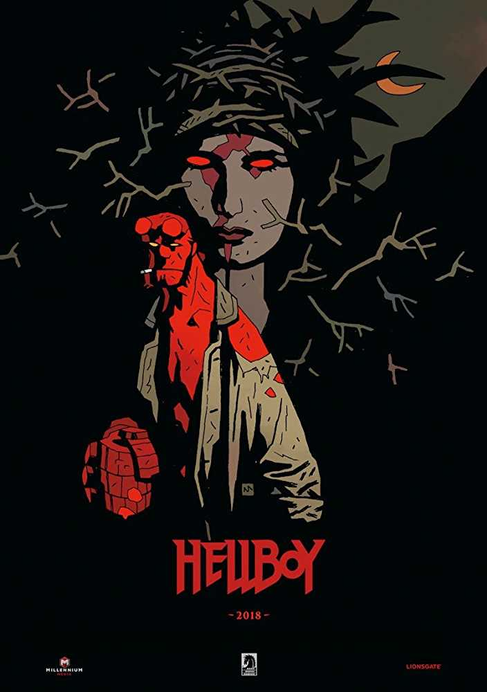 Poster of Hellboy