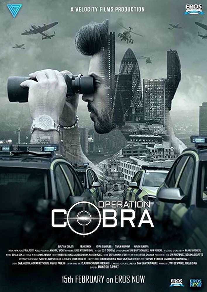 Poster of Operation Cobra