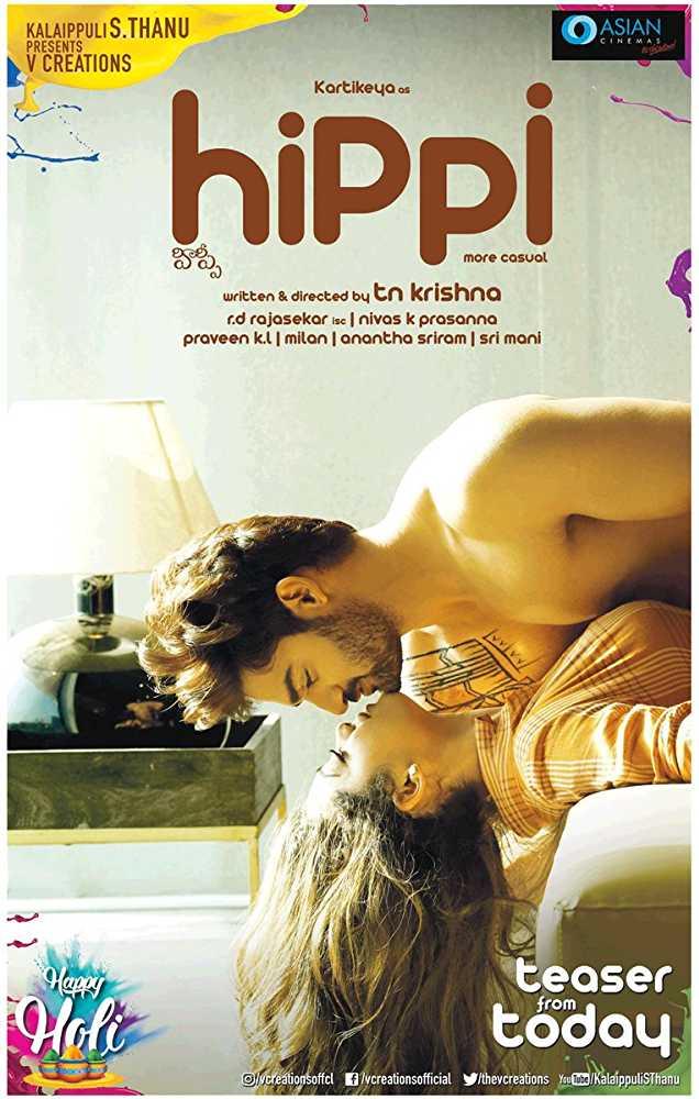 Poster of Hippi