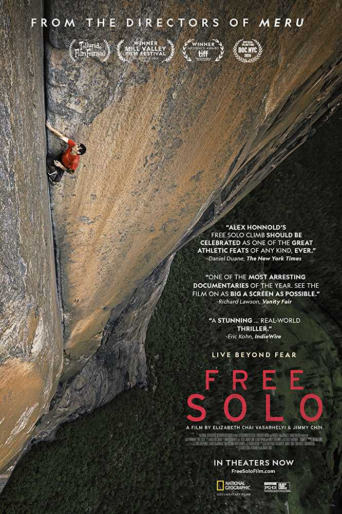 Poster of Free Solo