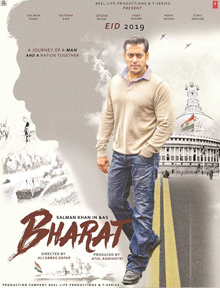 Poster of Bharat