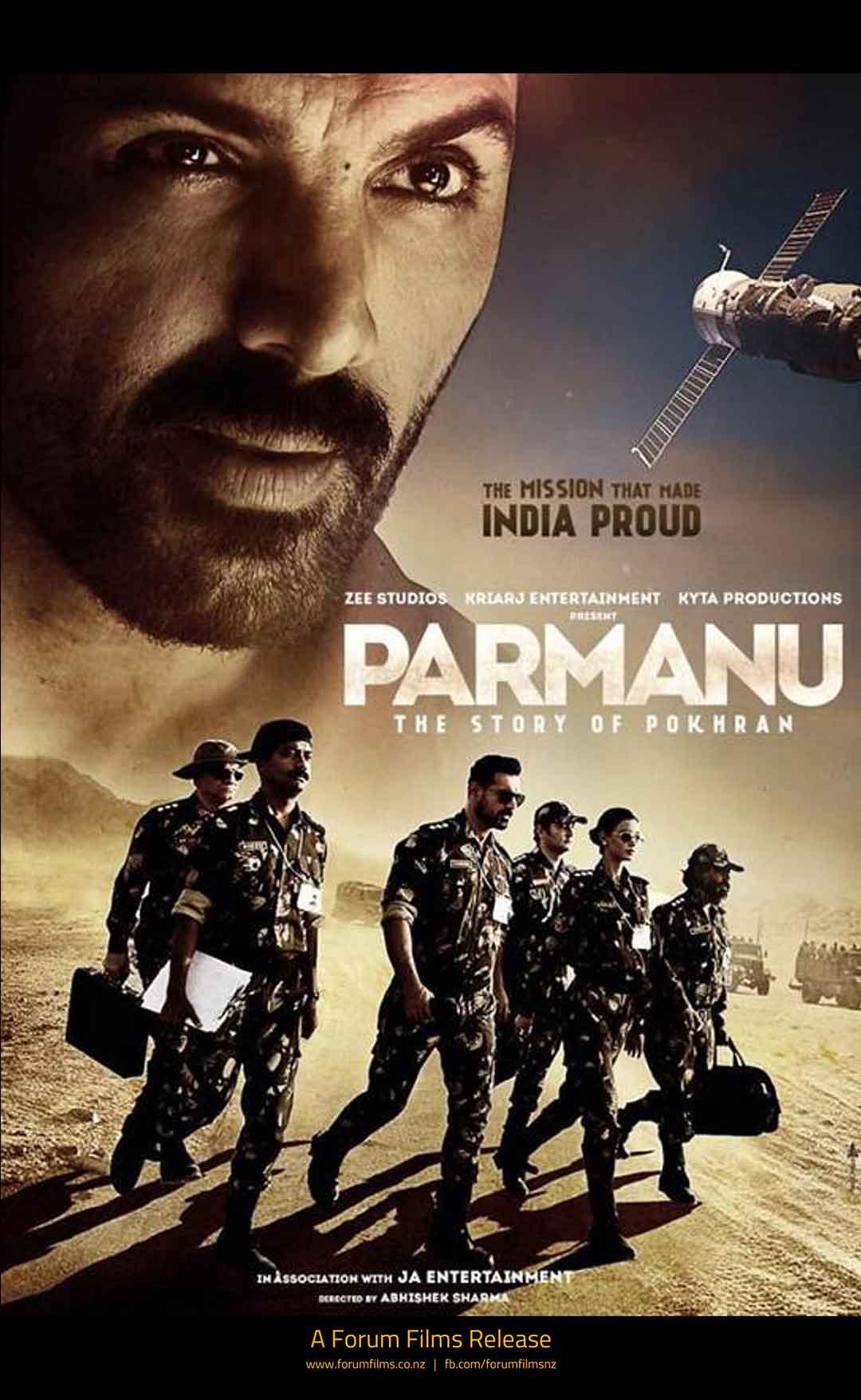parmanu: the story of pokhran