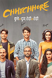 Poster of Chhichhore