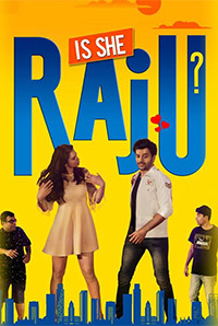Poster of Is She Raju