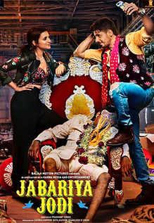 Poster of Jabariya Jodi