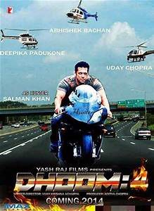 Poster of Dhoom 4