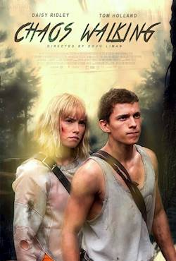 Poster of Chaos Walking