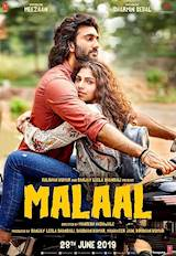 Trailer of movie Malaal