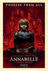 Trailer of movie Annabelle Comes Home