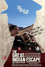 Review of movie The Great Indian Escape
