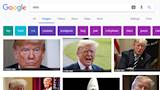 "President Trump comes on top for ""idiot"" in Google image search"